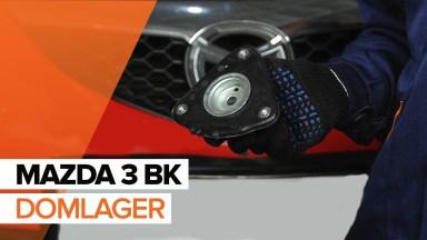 Mazda 3 BK Domlager
