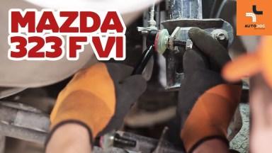 Mazda 323 Koppelstange hinten