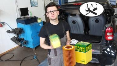 Smart 450 Luftfilter