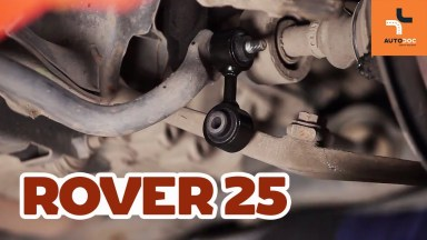 Rover 25 Koppelstange vorne
