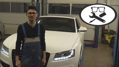 Audi A5 Optische Einparkhilfe Codieren
