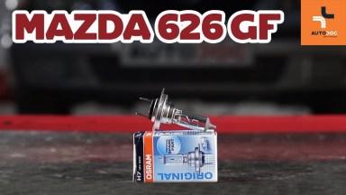 Mazda 626 GF Scheinwerferlampe