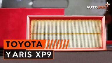 Toyota Yaris XP9 Luftfilter