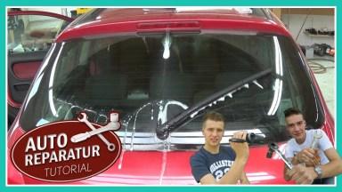 Peugeot 206 Heckscheibenwischer