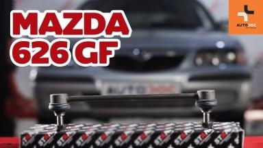 Mazda 626 GF Koppelstangehinten