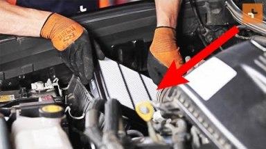 Toyota Land Cruiser Prado J150 Luftfilter