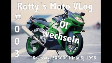 Kawasaki Ninja ZX600G Motoröl