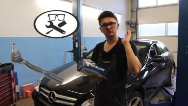 Mercedes-Benz CLS Spurstangenkopf