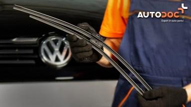 Volkswagen Vento 1H2 Scheibenwischer vorne