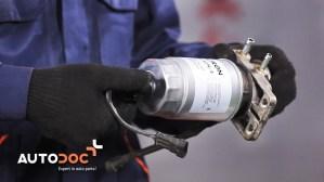 Kia Sorento BL Kraftstofffilter