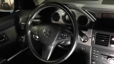 Mercedes-Benz GLK Innenraumfilter