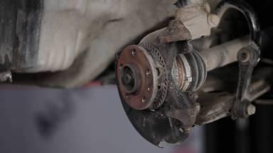 Skoda Octavia 1U Bremsen vorne