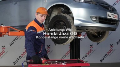 Honda Jazz 2 Koppelstange vorne