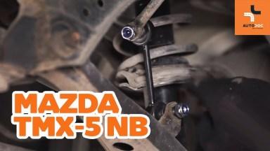 Mazda MX-5 Koppelstange hinten