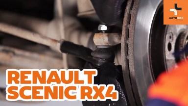 Renault Scenic RX4 Spurstangenkopf