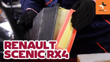 Renault Scenic RX4 Luftfilter