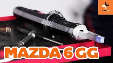 Mazda 6 Stoßdämpfer vorne