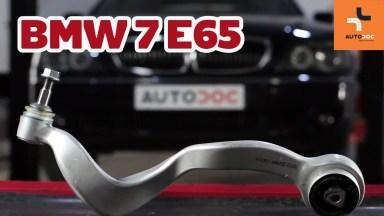 BMW 7 E65 vorderen Oberen Querlenker