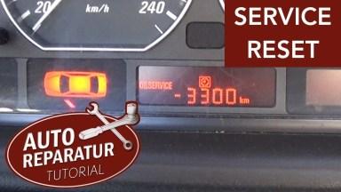 BMW E46 E39 X3 X5 Service Reset