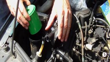 Renault Megane Diesel Kraftstofffilter