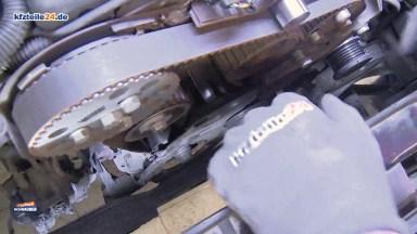 Audi A4 TDI Zahnriemen