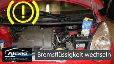 Citroen C1 Bremsflüssigkeit