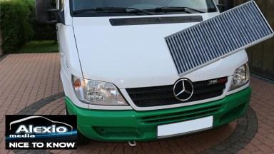 Mercedes Sprinter Innenraumfilter