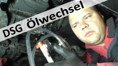 Volkswagen Passat 6 Gang DSG Getriebeöl