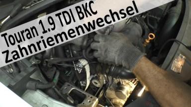 Volkswagen Touran Zahnriemen