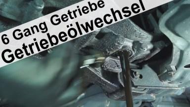 Seat Alhambra Schaltgetriebe Getriebeöl