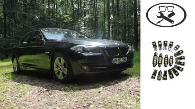 BMW 5er F10 Innenbeleuchtung