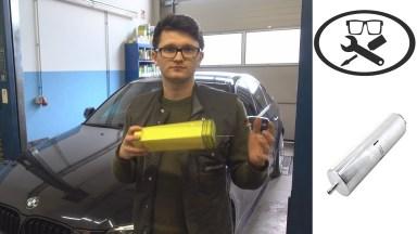 BMW 5er E60 Kraftstofffilter