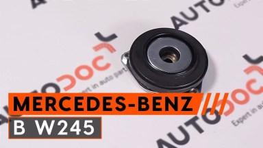 Mercedes-Benz B W245 Domlager