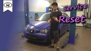 Seat Ibiza 6L Service