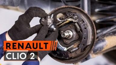 Renault Clio 2 Bremszylinder