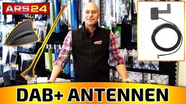 Autoradio DAB Antenne