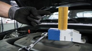 Volvo XC90 Motoröl und Ölfilter