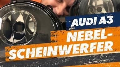 Audi A3 1.6 Nebelscheinwerfer