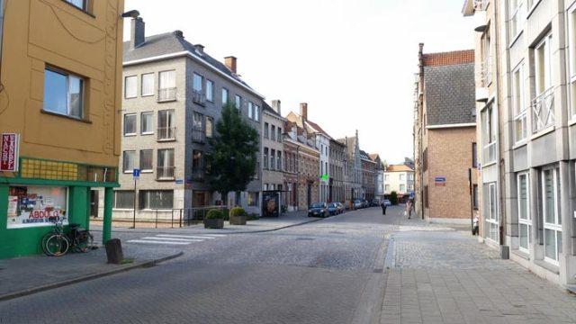 Frederik De Merodestraat stad Mechelen