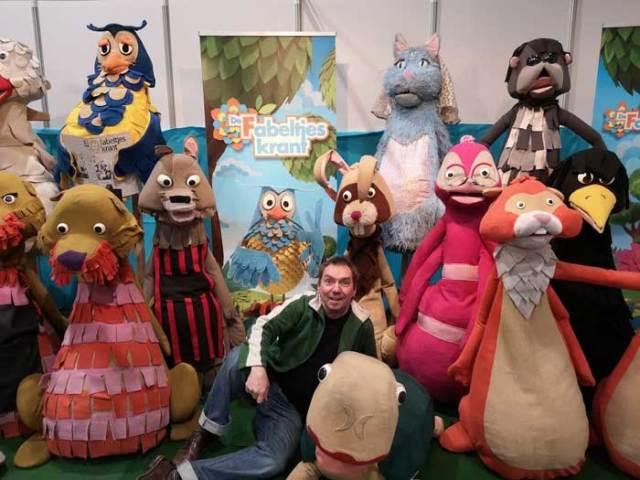 Expo Op reis door Fabeltjesland