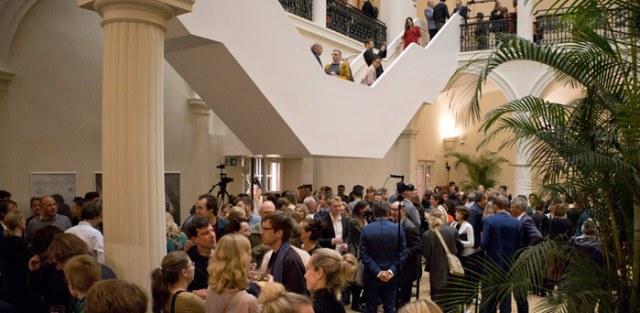 Openingsreceptie stadscinema Lumière Mechelen