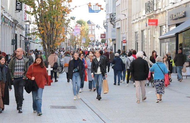 Warm Welkom Weekend lokt massa volk naar Mechelen