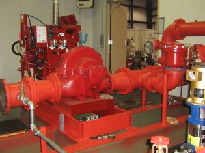 Fire Pump Package & Skids | Mechanical Equipment Company