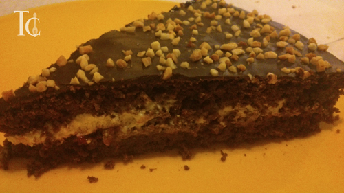 Tarta chocolate Gálgala