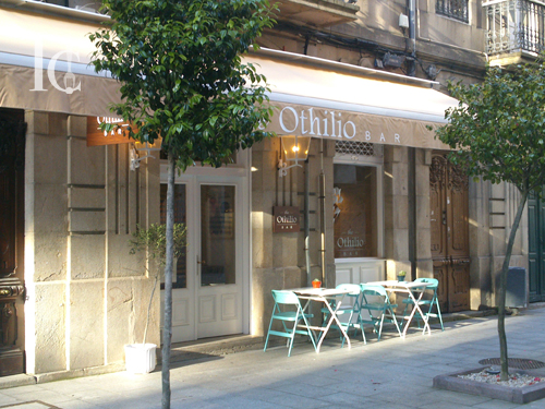 The Othilio Bar - exterior