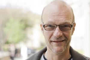 Porträttfoto av Carl-Petter Dahlsjö. Foto: Björn Martinsson