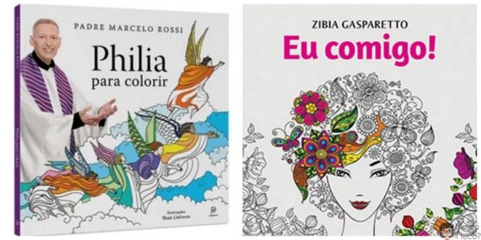 autores+famoso+livros+para+colorir
