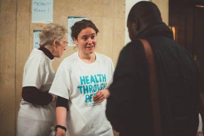 Medact Health Through Peace 2015 Pic 30