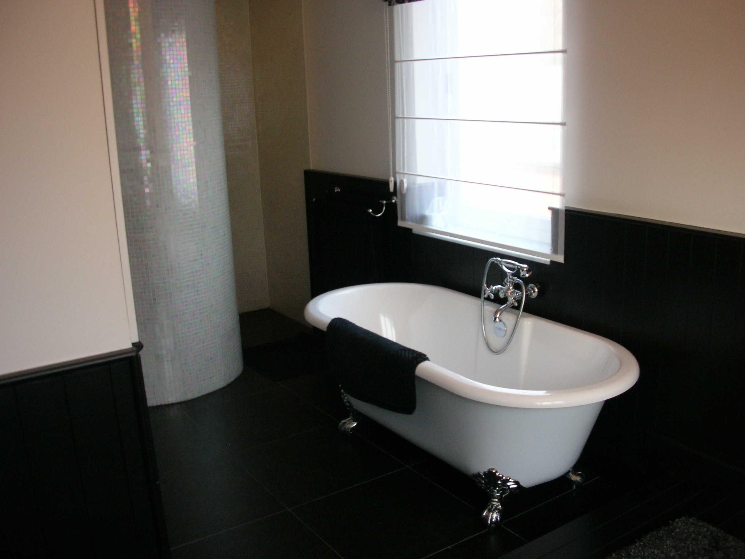 Badkamer in landelijke stijl Genk   IDEE-M interieurarchitecten Limburg