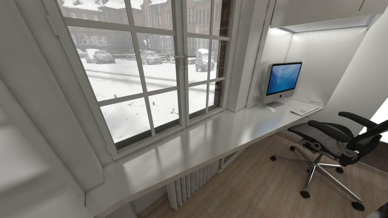 home-office in Beringen